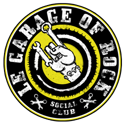 Logo Le Garage of Rock